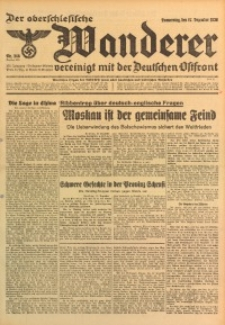 Der Oberschlesische Wanderer, 1936, Jg. 109, Nr. 348