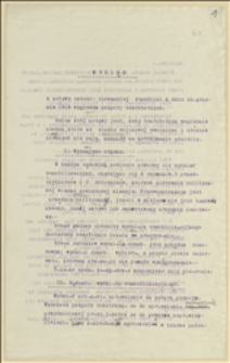 Wyciąg z ustawy czesko-słowackiej republiki z dnia 10 grudnia 1918 względem podpory bezrobotnych