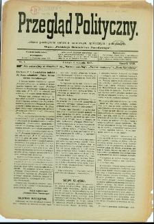 Przegląd Polityczny, 1907, Nry 1, 4, 12-13, 17, 26, 33