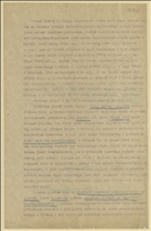 """Wiadomości czeskich z gazet """"Právo Lidu"""" i """"Národní Listy"""" z lutego 1919 r. o utrudnionych warunkach zbytu wegla z czeskich kopalń"""