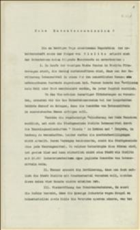 Petycja Die Deputation der arbeitenden und bürgerlichen Bevölkerung der Stadt Bielitz do Komisji Międzysojuszniczej w Cieszynie w sprawie poprawy aprowizacji Bielska, Cieszyn, 10.04.1919 r.