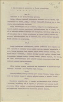 O przeprowadzeniu plebiscytu na Śląsku Cieszyńskim