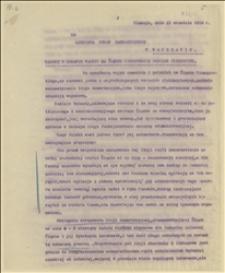 Raport w sprawie waluty na Śląsku Cieszyńskim podczas plebiscytu