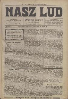 Nasz Lud, 1925, Nry 1-56