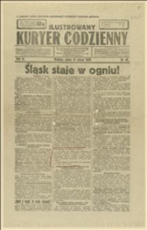 Ilustrowany Kurier Codzienny, R. 11, Nr 48, Kraków, 18.02.1920 r.