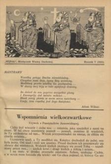Hejnał, 1933, R. 5, z. 4
