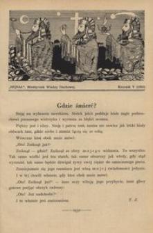 Hejnał, 1933, R. 5, z. 11