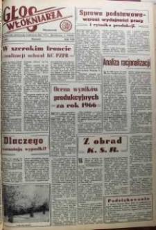 Głos Włókniarza : organ Samorządu Robotniczego Prudnickich Zakładów Przemysłu Bawełnianego w Prudniku. R. 8, nr 1 (83).