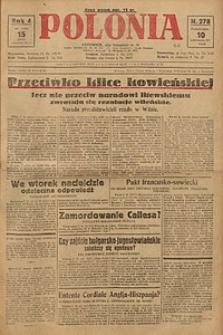 Polonia, 1927, R. 4, nr 278