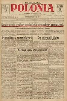 Polonia, 1927, R. 4, nr 315
