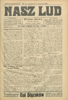 Nasz Lud, 1935, Nry 1-51