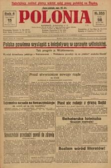 Polonia, 1927, R. 4, nr 355