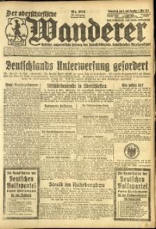 Der Oberschlesische Wanderer, 1924, Jg. 96, Nr. 104