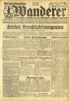 Der Oberschlesische Wanderer, 1924, Jg. 96, Nr. 114
