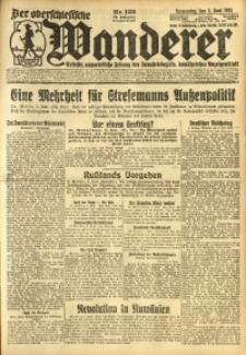 Der Oberschlesische Wanderer, 1924, Jg. 96, Nr. 132