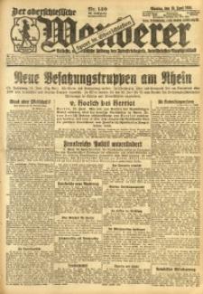 Der Oberschlesische Wanderer, 1924, Jg. 96, Nr. 140