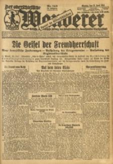 Der Oberschlesische Wanderer, 1924, Jg. 96, Nr. 145