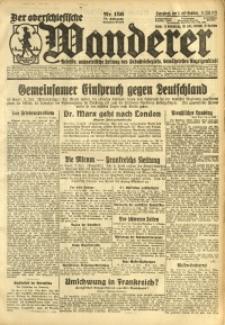 Der Oberschlesische Wanderer, 1924, Jg. 96, Nr. 156