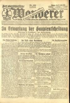 Der Oberschlesische Wanderer, 1924, Jg. 96, Nr. 169