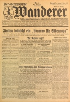 Der Oberschlesische Wanderer, 1929, Jg. 101, Nr. 4