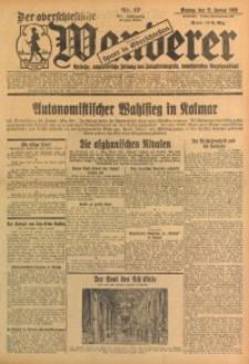 Der Oberschlesische Wanderer, 1929, Jg. 101, Nr. 17