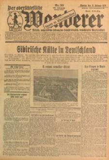Der Oberschlesische Wanderer, 1929, Jg. 101, Nr. 35
