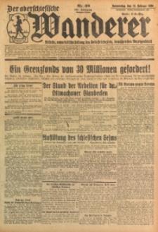 Der Oberschlesische Wanderer, 1929, Jg. 101, Nr. 38