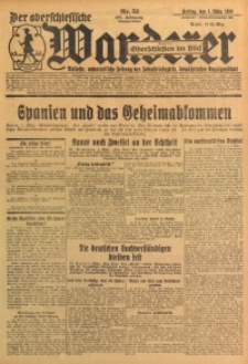 Der Oberschlesische Wanderer, 1929, Jg. 101, Nr. 51