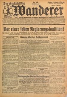 Der Oberschlesische Wanderer, 1929, Jg. 101, Nr. 80