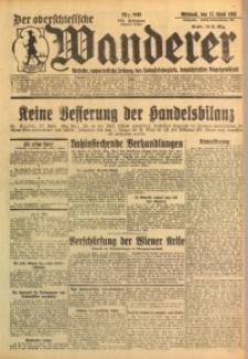 Der Oberschlesische Wanderer, 1929, Jg. 102, Nr. 89
