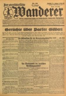 Der Oberschlesische Wanderer, 1929, Jg. 102, Nr. 98