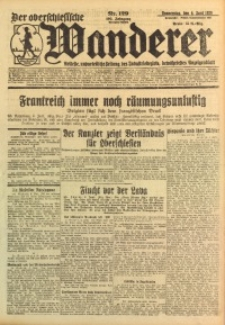 Der Oberschlesische Wanderer, 1929, Jg. 102, Nr. 129