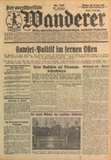 Der Oberschlesische Wanderer, 1929, Jg. 102, Nr. 132