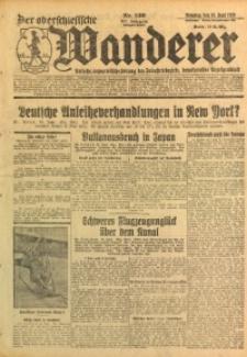Der Oberschlesische Wanderer, 1929, Jg. 102, Nr. 139