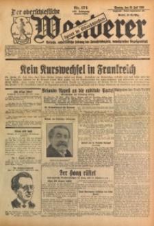 Der Oberschlesische Wanderer, 1929, Jg. 102, Nr. 174
