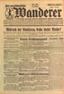 Der Oberschlesische Wanderer, 1929, Jg. 102, Nr. 193