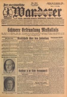 Der Oberschlesische Wanderer, 1929, Jg. 102, Nr. 214