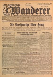 Der Oberschlesische Wanderer, 1929, Jg. 102, Nr. 219