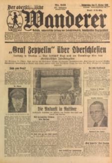 Der Oberschlesische Wanderer, 1929, Jg. 102, Nr. 243
