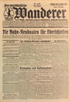 Der Oberschlesische Wanderer, 1929, Jg. 102, Nr. 247