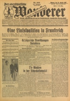 Der Oberschlesische Wanderer, 1929, Jg. 102, Nr. 252