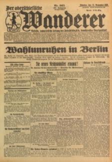 Der Oberschlesische Wanderer, 1929, Jg. 102, Nr. 265
