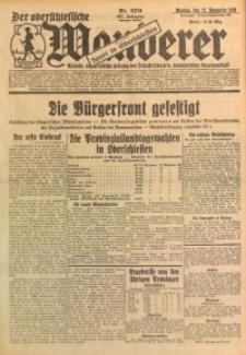 Der Oberschlesische Wanderer, 1929, Jg. 102, Nr. 270