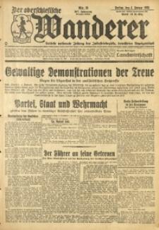 Der Oberschlesische Wanderer, 1935, Jg. 107, Nr. 3