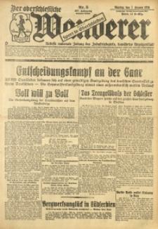 Der Oberschlesische Wanderer, 1935, Jg. 107, Nr. 5