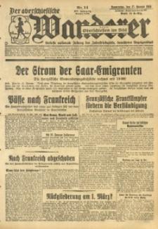 Der Oberschlesische Wanderer, 1935, Jg. 107, Nr. 14