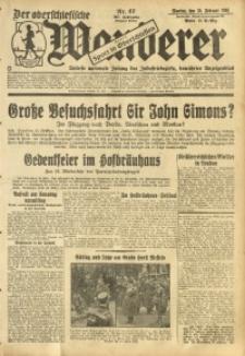 Der Oberschlesische Wanderer, 1935, Jg. 107, Nr. 47