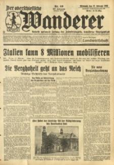 Der Oberschlesische Wanderer, 1935, Jg. 107, Nr. 49