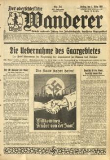 Der Oberschlesische Wanderer, 1935, Jg. 107, Nr. 51