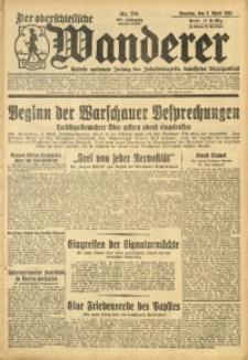 Der Oberschlesische Wanderer, 1935, Jg. 108, Nr. 78